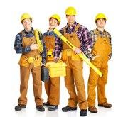 Требуется прораб и строители на стройку.